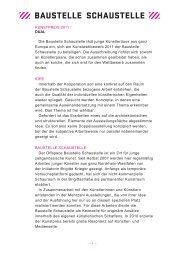 Baustelle Schaustelle - Wordpress Wordpress