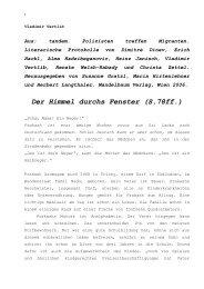eigene Texte - Plattform für Menschenrechte Salzburg