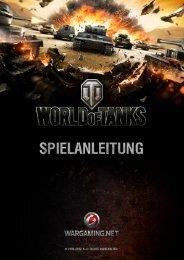 Erste Schritte - World of Tanks