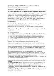 Rede zum Baunataler Haushalt 2013 - Gruene-baunatal.de