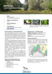 ERPETAL - NABU-Stiftung Nationales Naturerbe