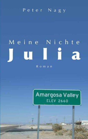 Meine Nichte Julia - www.peter-nagy.de