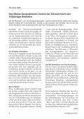 GeoAgenda 2011-5.indd - Verband Geographie Schweiz - Seite 4