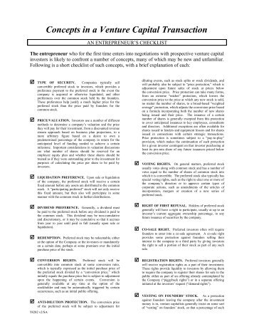 venture capital funding pdf