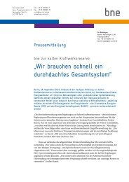 Die Pressemitteilung zum Download - Bundesverband Neuer ...