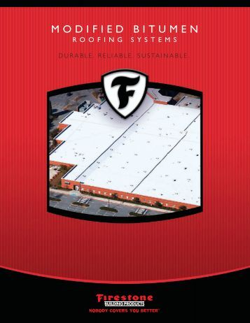 MODIFIED BITUMEN - Firestone Building Products