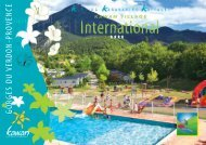Mise en page 1 - Camping International de Castellane