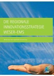 herunterladen - Regionale Innovationsstrategie Weser-Ems