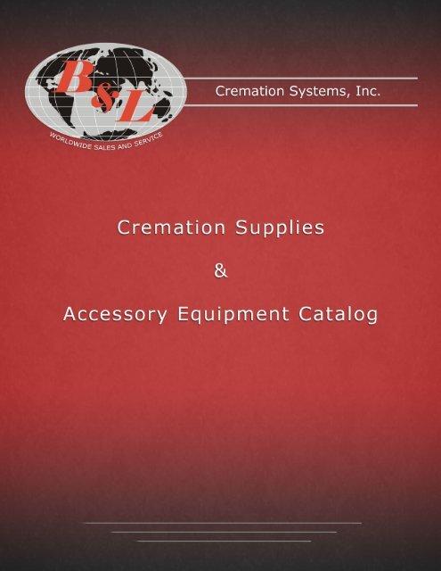 Download Human Cremation Equipment Catalog - B & L Cremation ...
