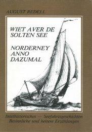Wiet aver de solten See - Chronik der Insel Norderney