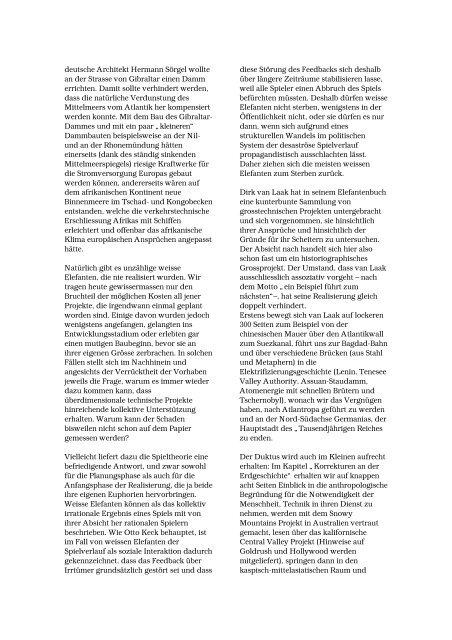 Weisse Elefanten - Technikgeschichte der ETH Zürich