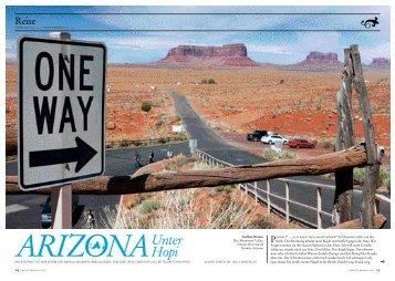 Complete Magazin - Arizona unter Hopi