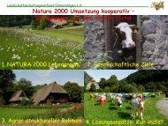 Natura 2000 Umsetzung kooperativ