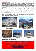 """Flyer """"Trekking-Reise zum Mt. Everest 2012"""" - Nordic Fitness ... - Seite 4"""