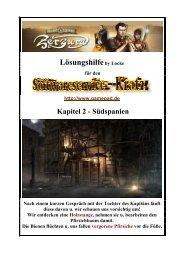(Lost Cronicles of Zerzura- Lösungshilfe - Kapitel 2) - Gamepad.de