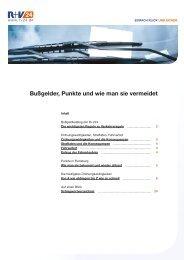 PDF-Download: Bußgeldkatalog - Zur R+V24