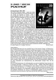 Heimspiel09 (PDF) - Linz09