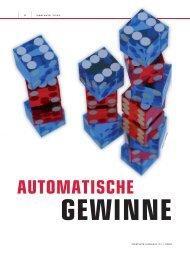 AUTOMATISCHE - autopilot trading