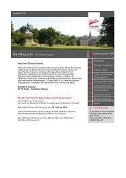 01 Highlights 02 Schloss Tambach 03 Coburg ... - Beppelshome.de