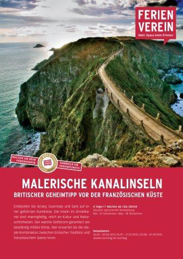 Detailinformationen und Preise - Ferienverein
