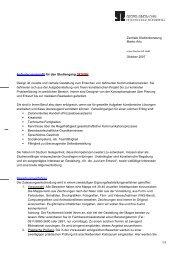1/1 Anforderungsprofil für den Studiengang DESIGN Design ist ...