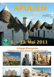 6. - 13. Mai 2011 - Votivkirche