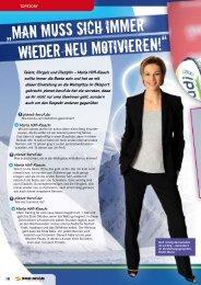 """""""Man muss sich immer wieder neu motivieren!"""" - Planet Beruf.de"""