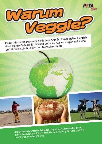 Veggie - PETAKids