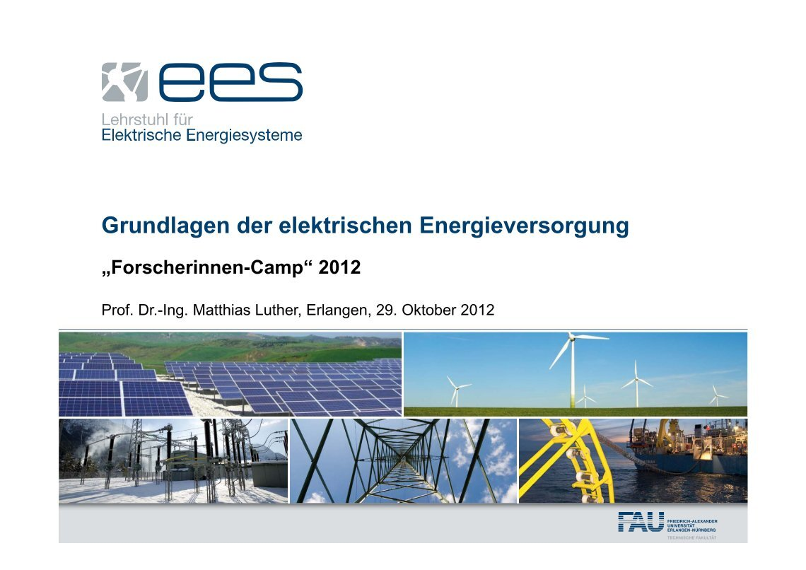 Großzügig Grundlagen Der Elektrischen Verkabelung Bilder - Die ...