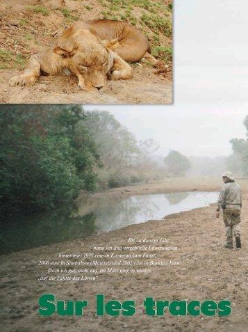 Andreas Rockstroh geht in Kamerun erfolgreich auf ... - Jagen Weltweit
