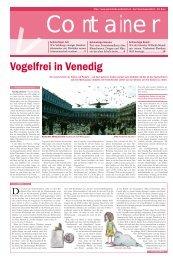 Vogelfrei in Venedig - Acad Write