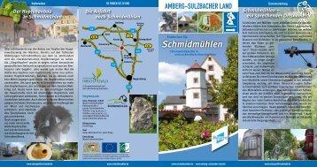 "Flyer - Gasthof ""Zum Goldenen Lamm"""