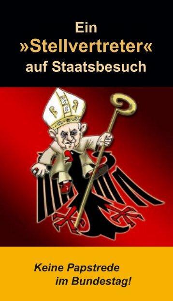pdf-Download der Broschüre Ein - Freie Bürger für demokratische ...