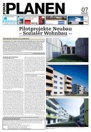 pilotprojekte neubau – sozialer Wohnbau Teil 9 ...