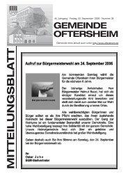Gemeinderat - Nussbaum Medien
