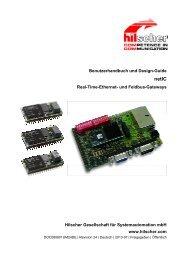 Benutzerhandbuch und Design-Guide Real-Time-Ethernet- und ...