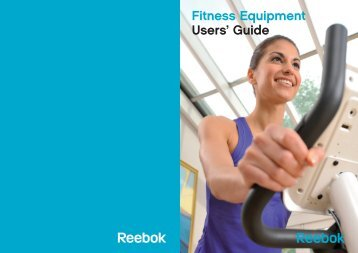 Fitness Equipment Users' Guide - LivingSport