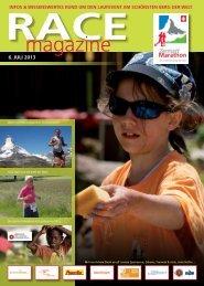 magazine - Zermatt Marathon