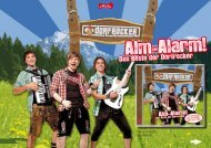 Das Beste der Dorfrocker - Adlmann Promotion