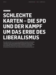 Schlechte Karten – Die SPD unD Der KamPf um DaS erbe DeS ...