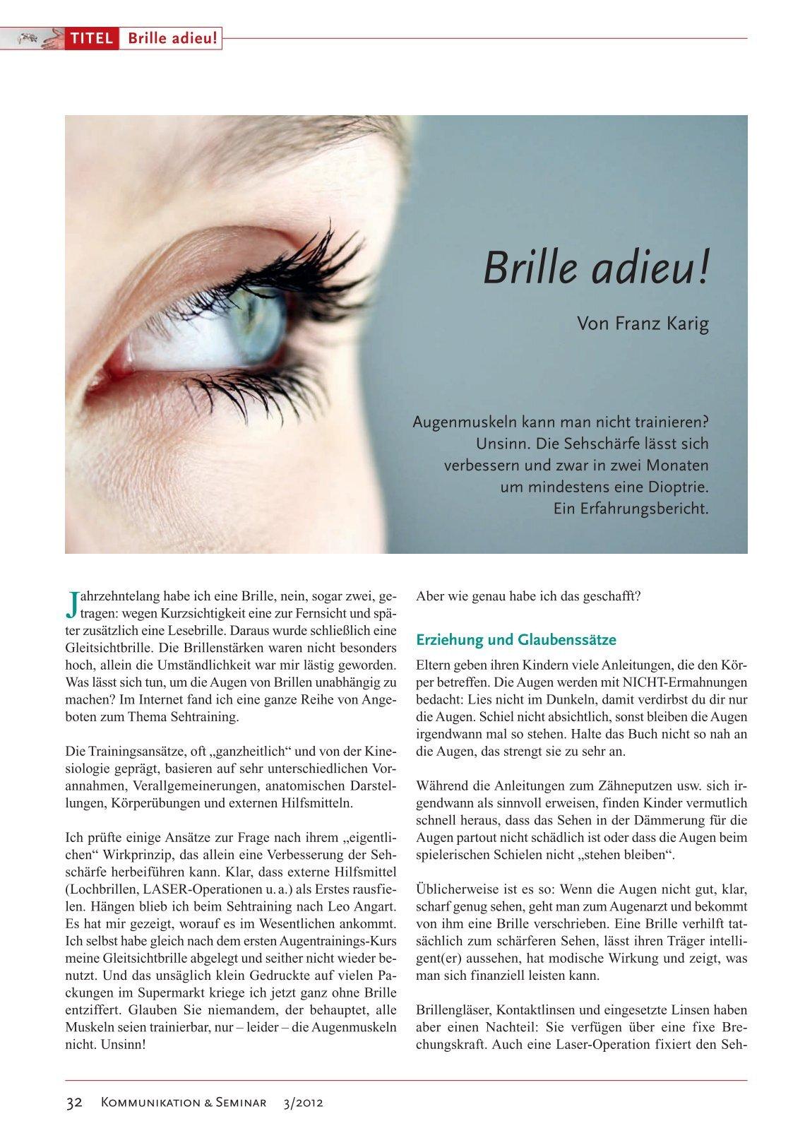 Fantastisch Anatomie Der Augenmuskeln Zeitgenössisch - Menschliche ...