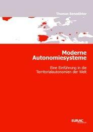 Moderne Autonomiesysteme - Gesellschaft für bedrohte Völker
