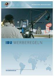 IBU Regeln für Werbung [.pdf, 1551kB] - International Biathlon Union