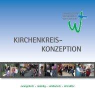 KIRCHENKREIS- KONZEPTION - Kirchenkreis Wittgenstein