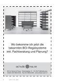 Bibliothek - Verband Schweizer Bibliotheken SAB - Seite 2