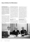 Bibliothek - Verband Schweizer Bibliotheken SAB - Seite 4