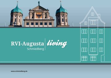 living - Exposé Schmiedberg, Augsburg