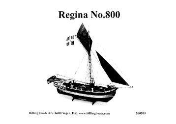 Regina N0.800 - Billing Boats