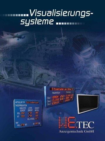 Visualisierungs- systeme
