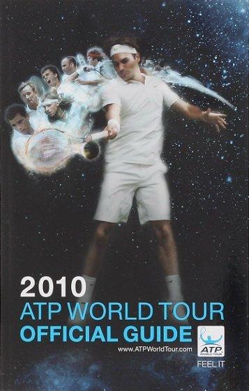 ATP World Tour Official Guide 2010